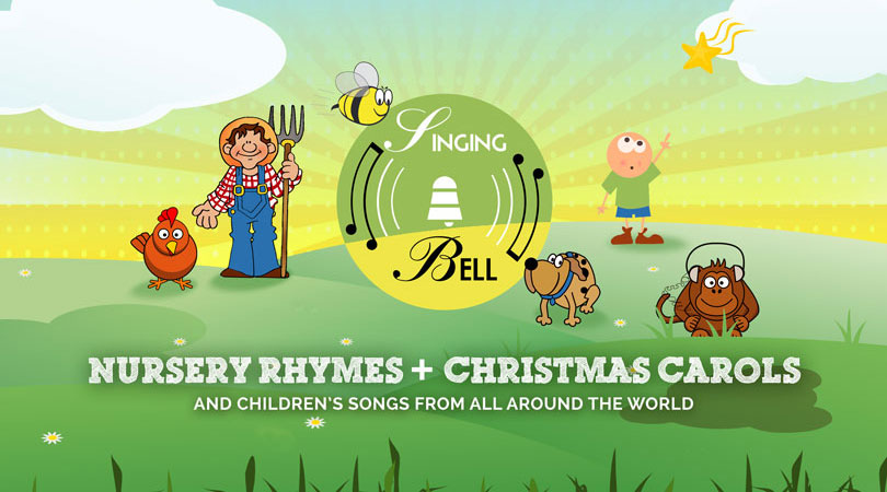 Singing Bell | Free Nursery Rhymes, Christmas Carols and Children's Songs.