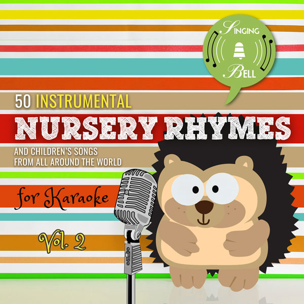 50 Instrumental Nursery Rhymes for Karaoke, Vol. 2