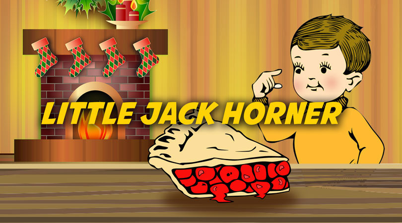 Little Jack Horner | Free Nursery Rhymes