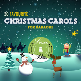 30 Favourite Christmas Carols for Karaoke