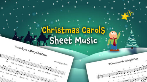30 Scores for Free Download | Christmas Carol Sheet Music