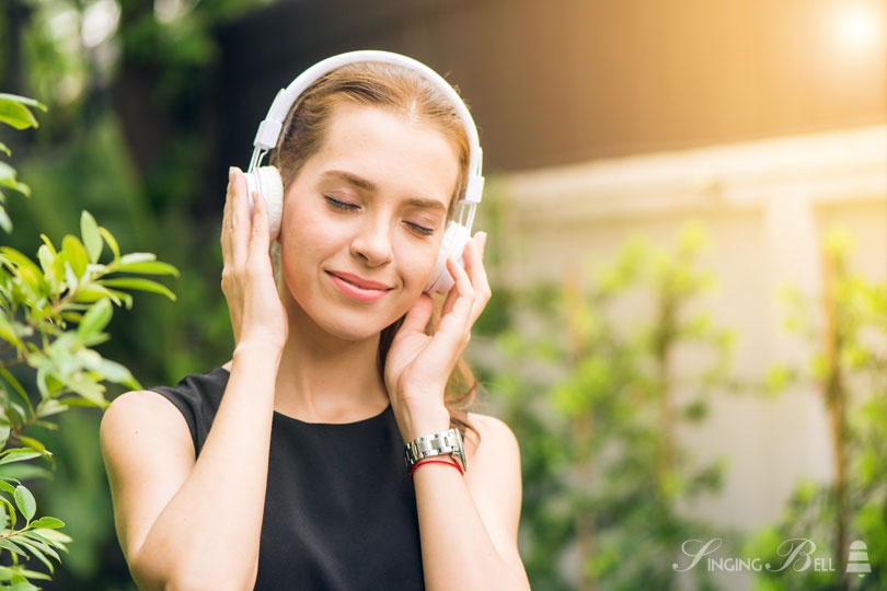 Music reduces stress