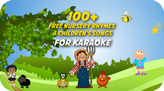 100+ Free Nursery Rhymes for Karaoke