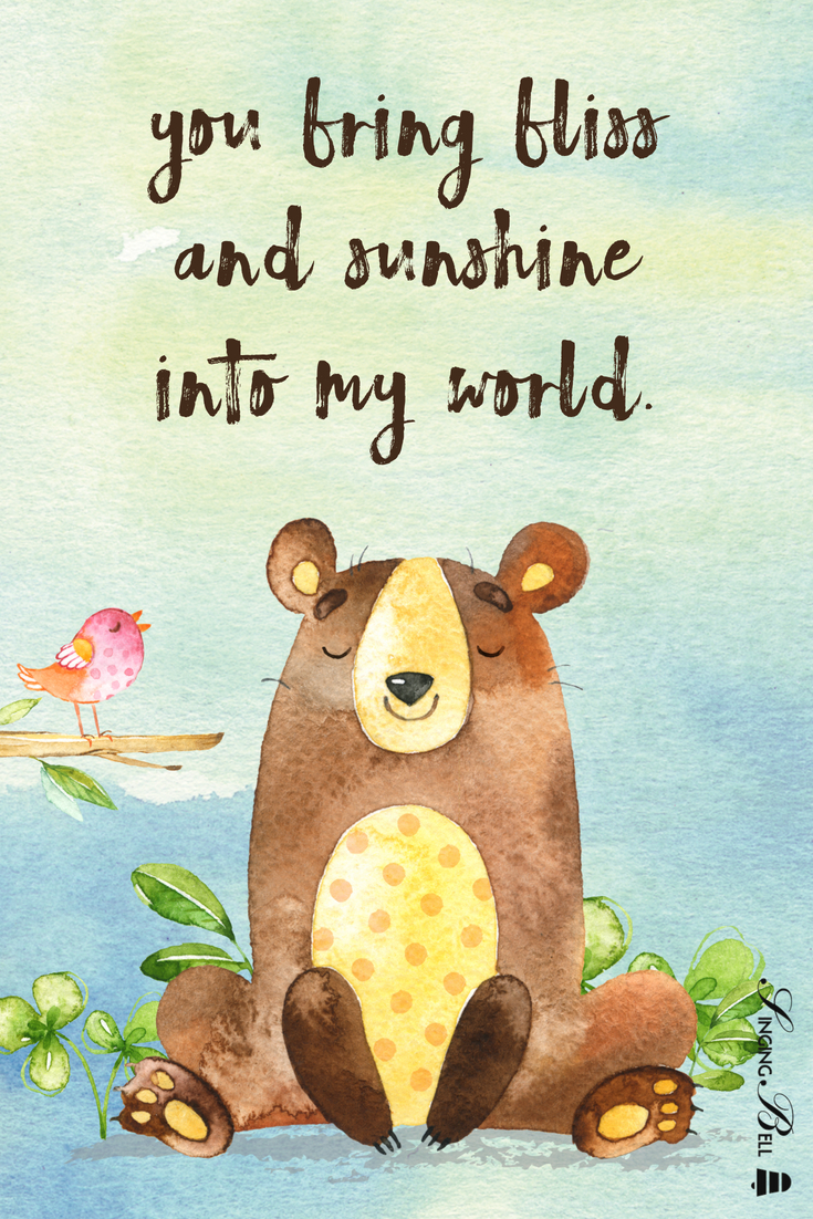 Sweet And Innocent Love Quotes For Kids