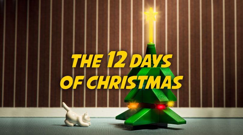 image about 12 Days of Christmas Lyrics Printable named The 12 Times of Xmas Free of charge Xmas Carols down load