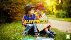 59 Easy Riddles for Kids