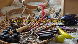 Popular Methods for Teaching Music to Children: Orff, Kodaly, and Dalcroze Methods