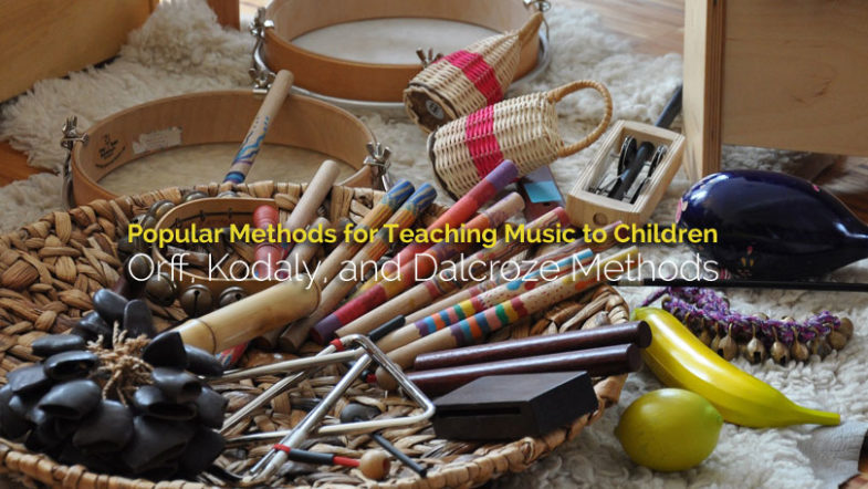 Popular Music Teaching Methods