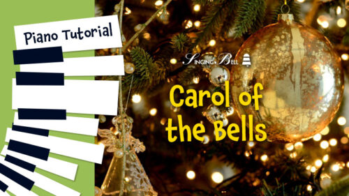 How to Play Carol of the Bells – Piano Tutorial, Guitar Chords and Tabs, Notes, Keys, Sheet Music