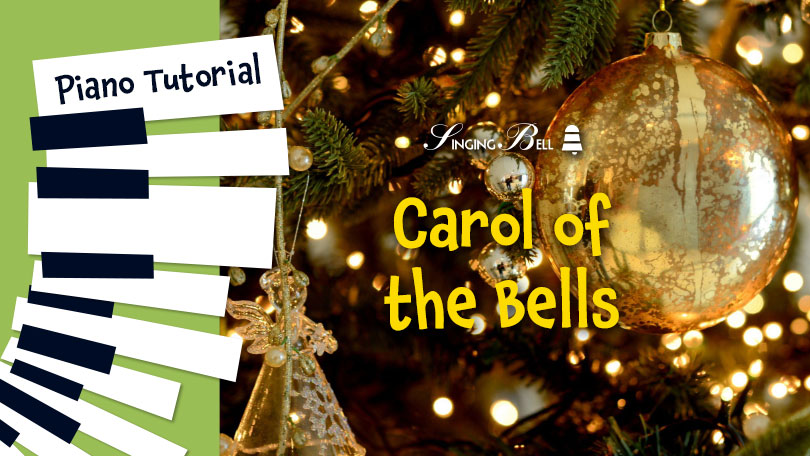 How to Play Carol of the Bells - Piano Tutorial, Guitar Chords and Tabs, Notes, Keys, Sheet Music