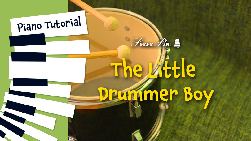 How to Play Little Drummer Boy - Piano Tutorial, Guitar Chords and Tabs, Notes, Keys, Sheet Music