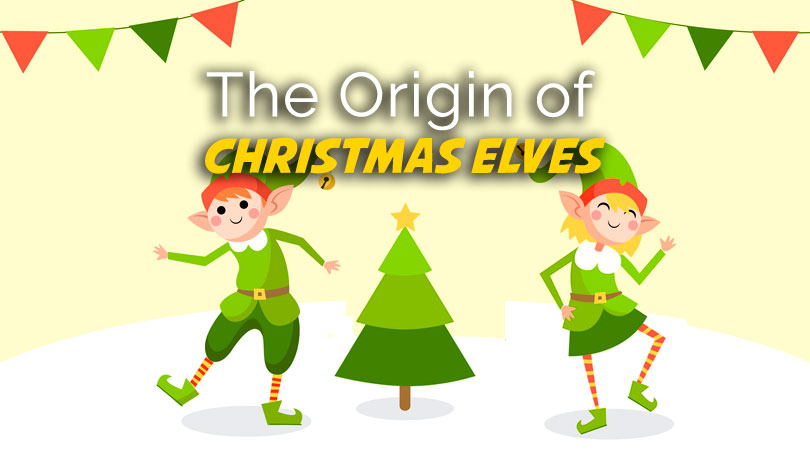 The Origin of Christmas Elves.