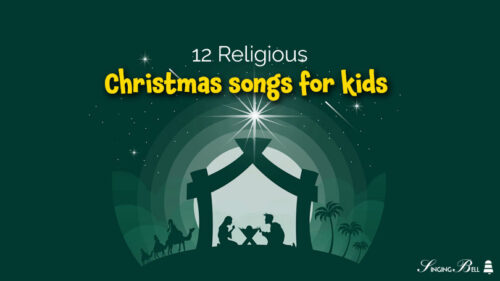 12 Christian Christmas Songs and Hymns for Kids