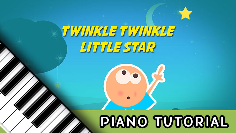 How to Play Twinkle Twinkle Little Star - Piano Tutorial