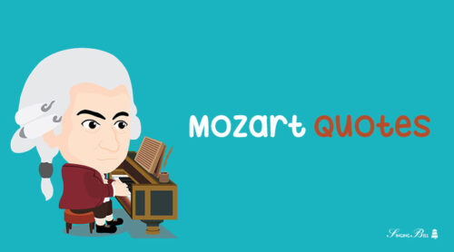Words of a Genius | 25 Mozart Quotes for kids