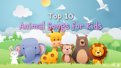Top 10 Animal Songs for Kids