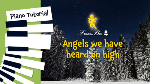 How to Play Angels We Have Heard On High – Piano Tutorial, Guitar Chords and Tabs, Notes, Keys, Sheet Music