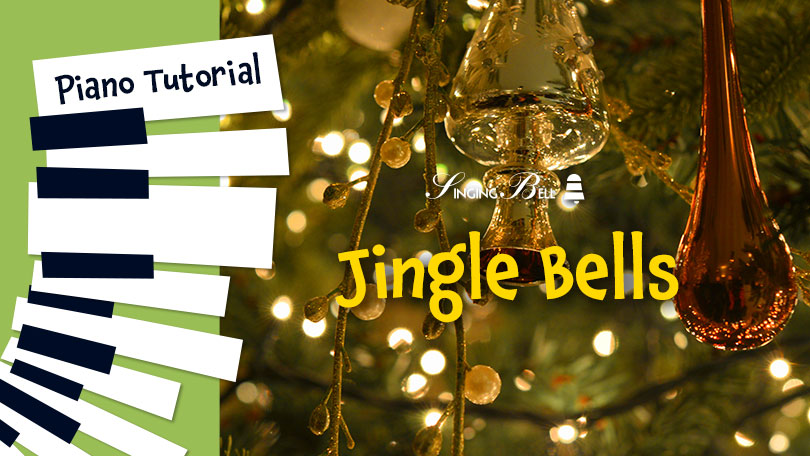 How to Play Jingle Bells - Piano Tutorial, Guitar Chords and Tabs, Notes, Keys, Sheet Music