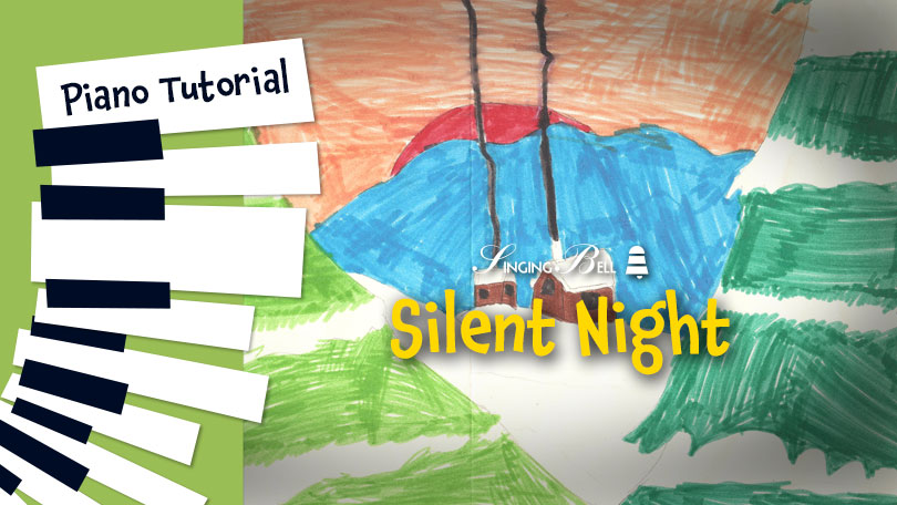 How to Play Silent Night - Piano Tutorial, Guitar Chords and Tabs, Notes, Keys, Sheet Music