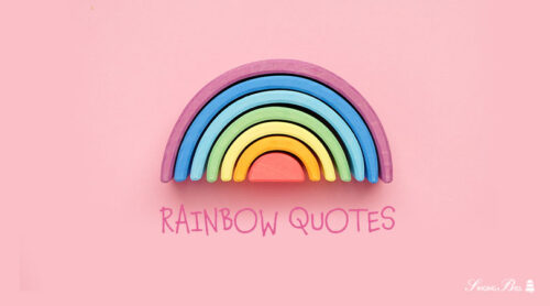 The Promise of Colors | 45 Rainbow Quotes for Kids
