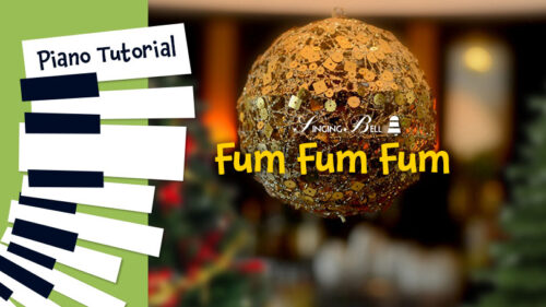 How to Play Fum Fum Fum – Piano Tutorial, Guitar Chords and Tabs, Notes, Keys, Sheet Music