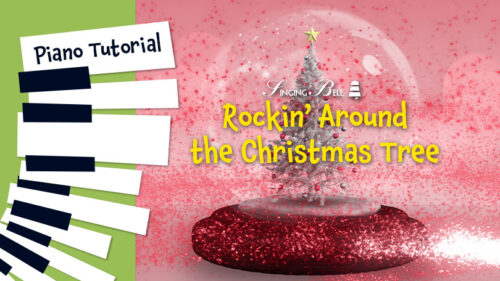 How to Play Rockin' Around the Christmas Tree – Piano Tutorial, Guitar Chords and Tabs, Notes, Keys, Sheet Music