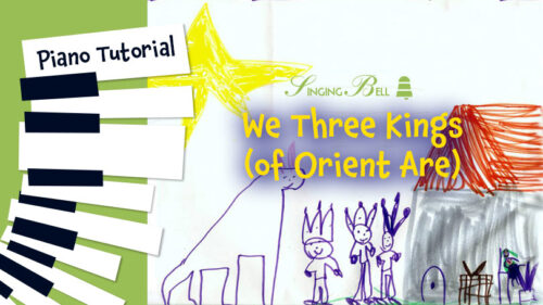 How to Play We Three Kings (of Orient Are) – Piano Tutorial, Guitar Chords and Tabs, Notes, Keys, Sheet Music