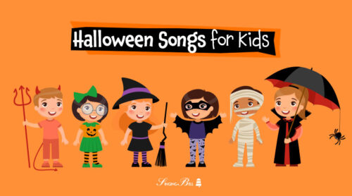 20 Halloween Songs and Spook-tacular Instrumental Themes for Kids (+Lyrics!)
