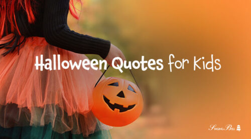 44 Spooky and Funny Halloween Quotes for Kids
