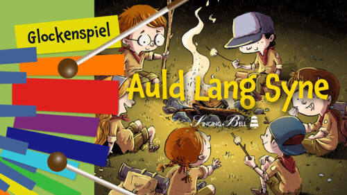 Auld Lang Syne – How to Play on Glockenspiel / Xylophone