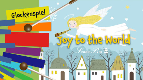 Joy To The World – How to Play on Glockenspiel / Xylophone
